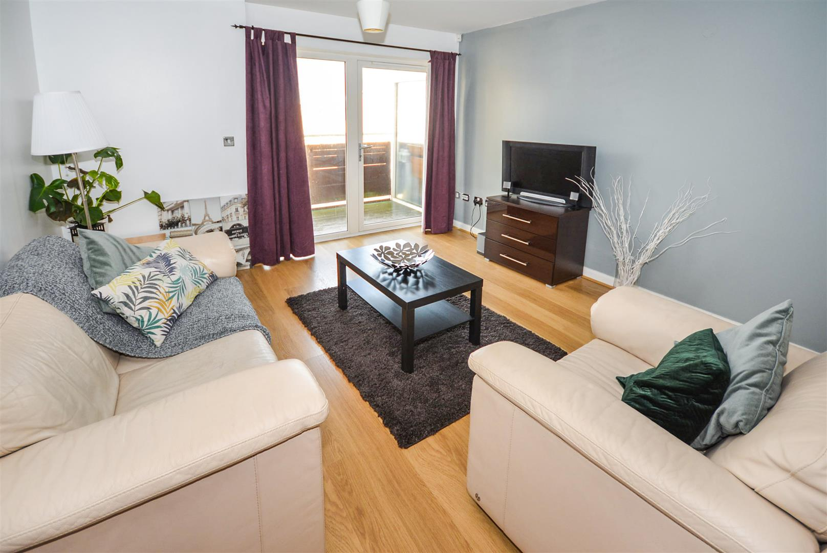 1 bed apartment for sale in Chandlery Way, Cardiff, CF10