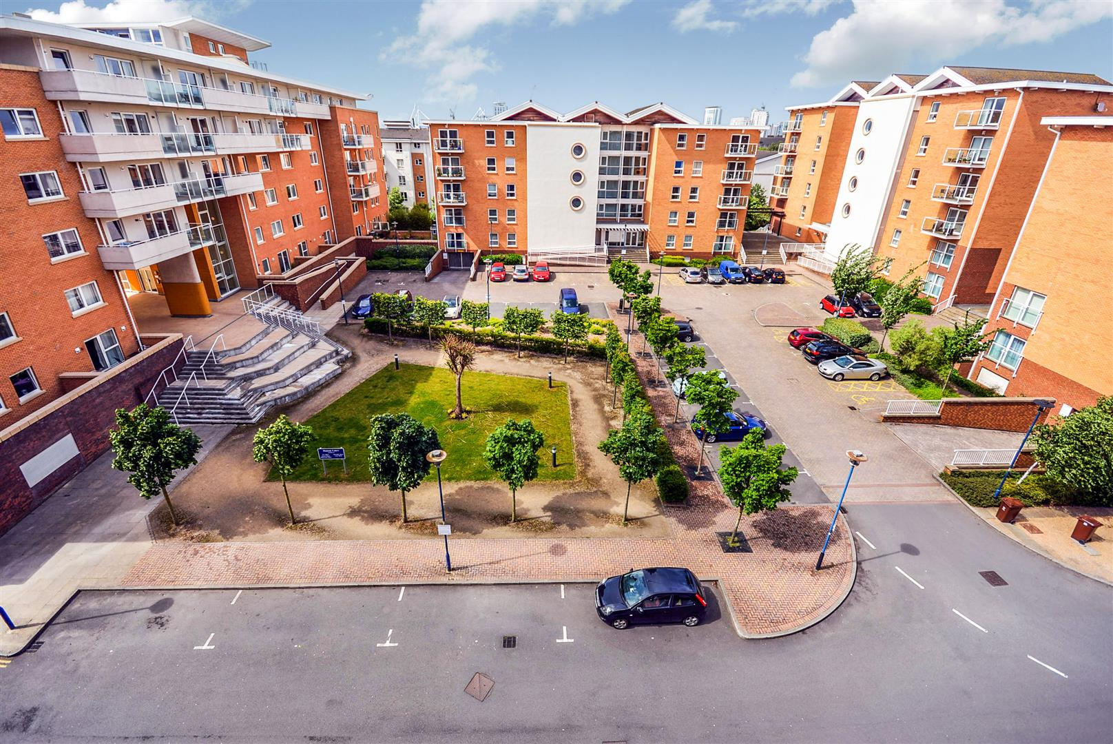 1 bed apartment for sale in Chandlery Way, Cardiff 8