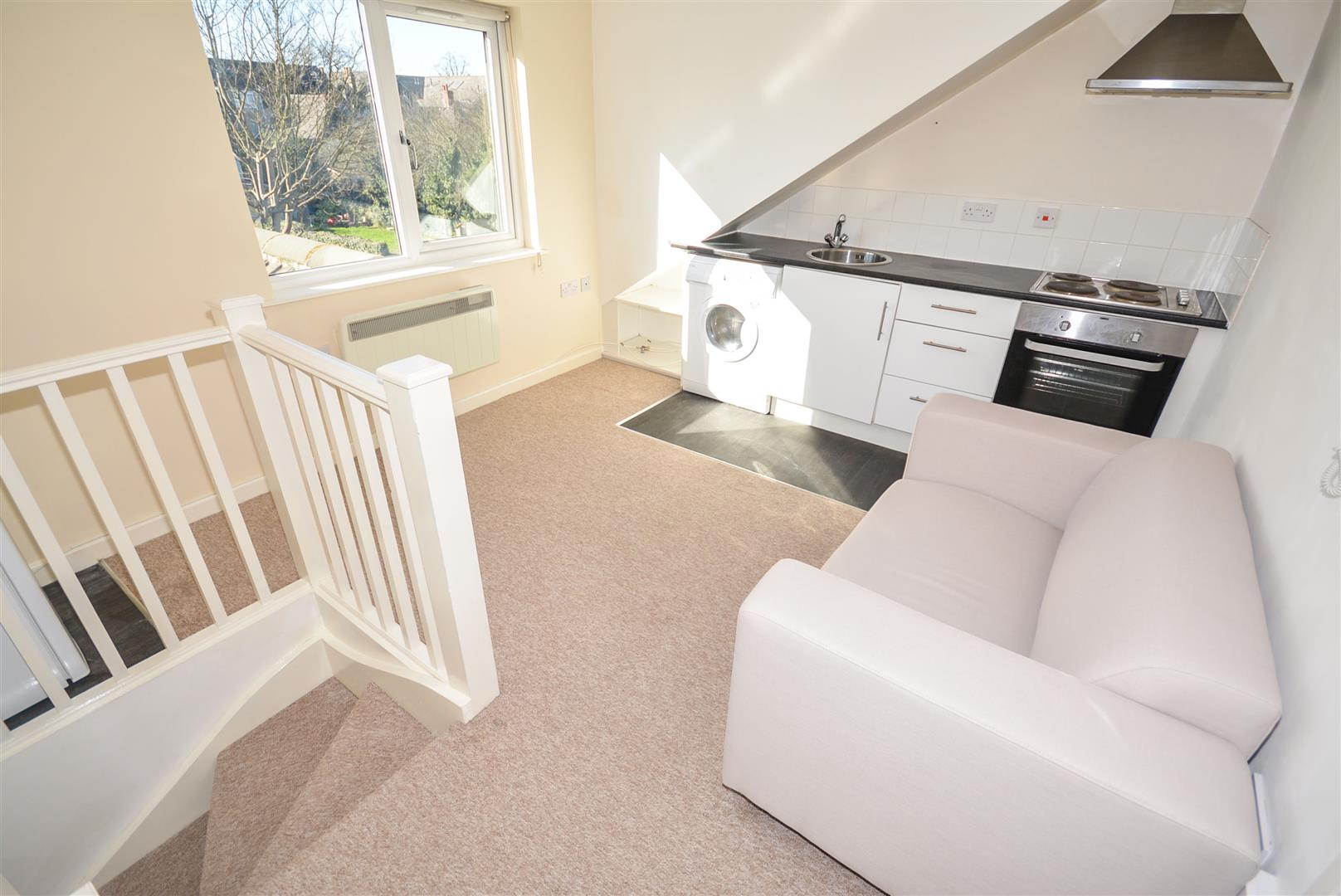 1 bed apartment to rent in Bedford Street, Cardiff 0