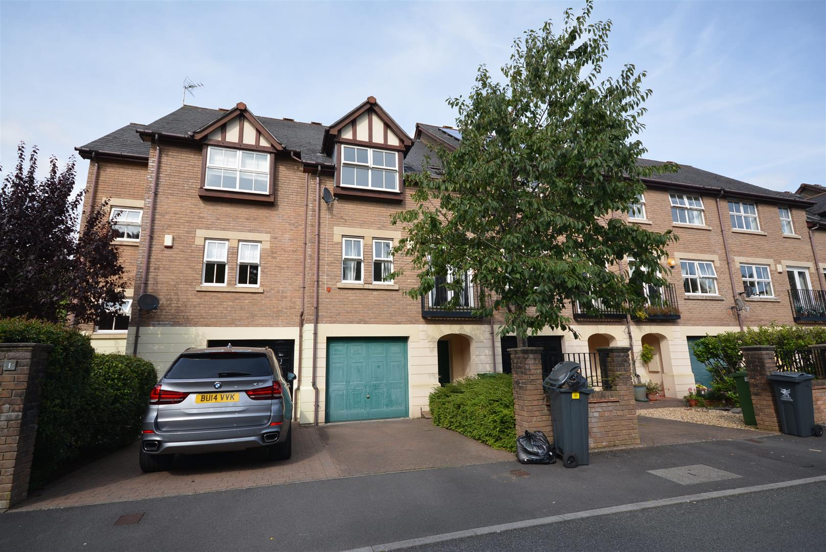 3 bed town house to rent in Nant Y Wedal, Cardiff, CF14