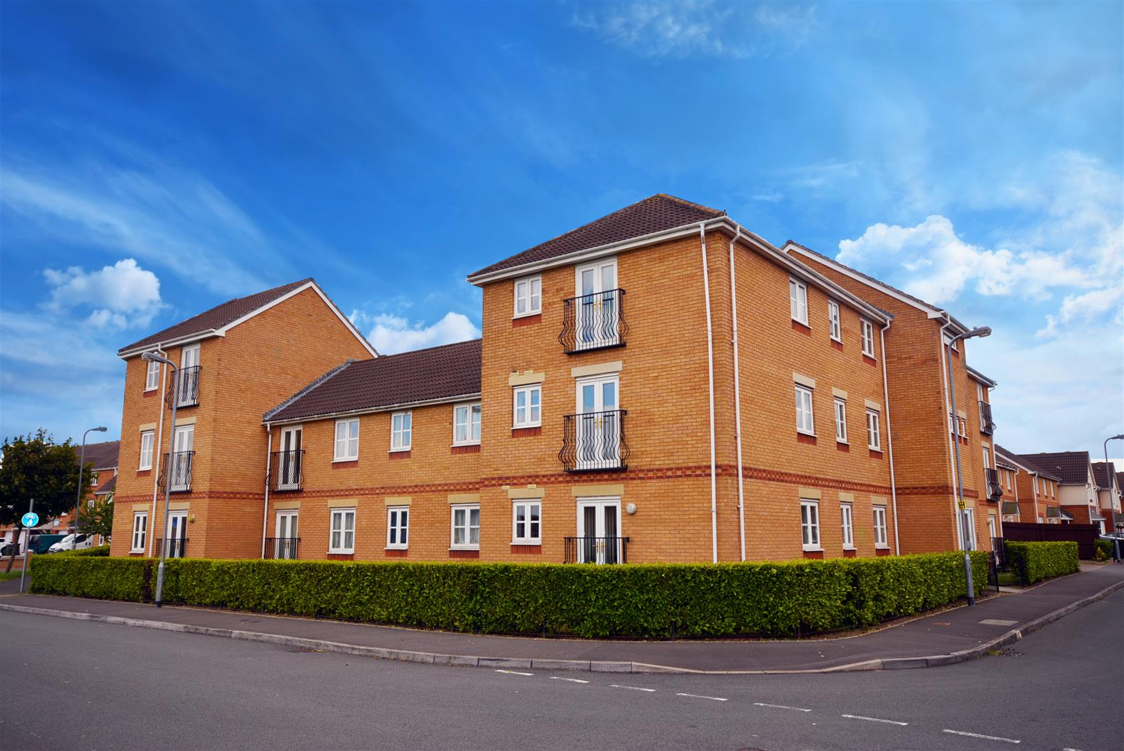 2 bed flat to rent in Spencer David Way, Cardiff, CF3