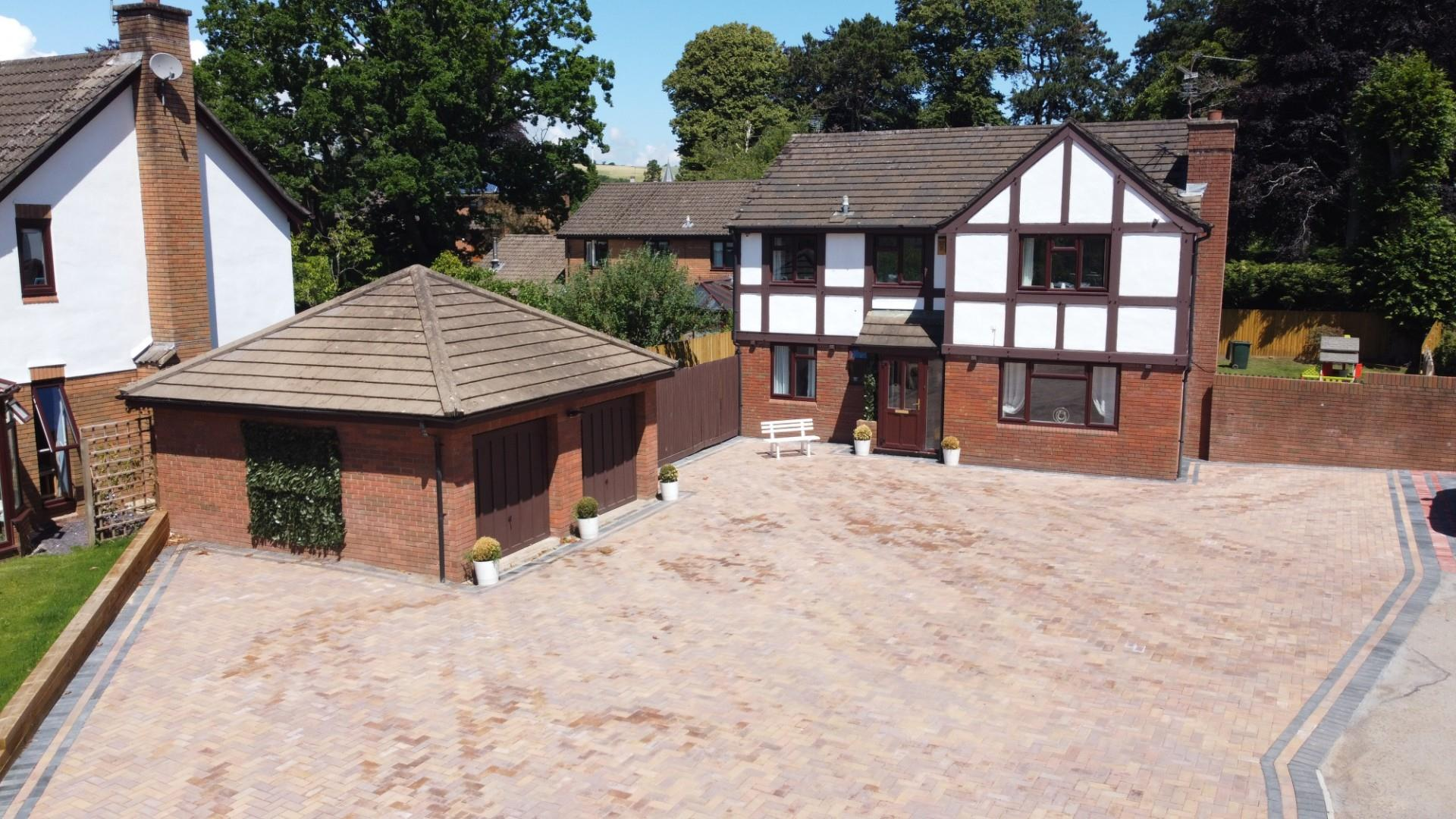 4 bed detached house for sale in Tynewydd Drive, Cardiff 0
