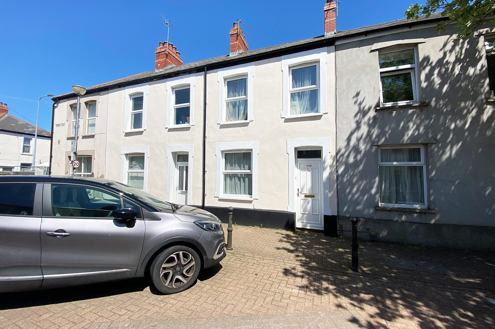 3 bed terraced house to rent in Rhymney Street, Cardiff, CF24