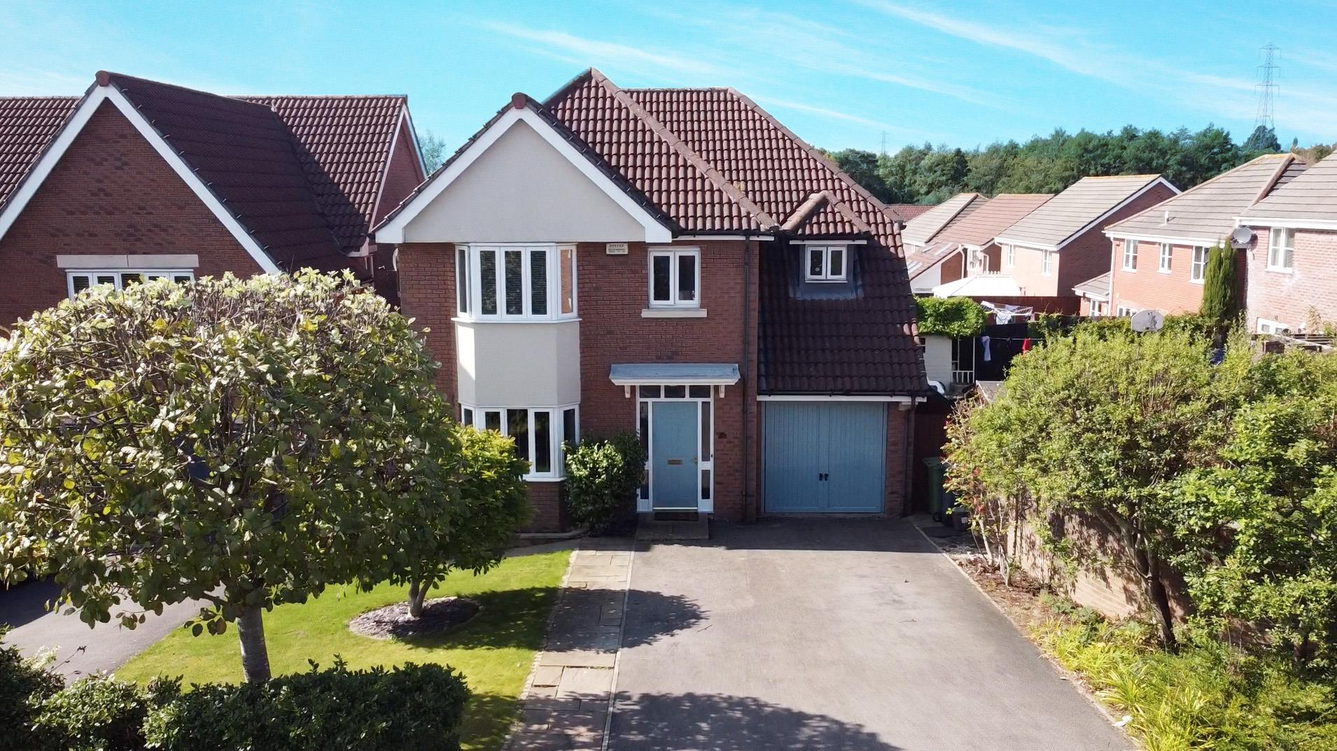 4 bed detached house for sale in Old Mill Drive, Cardiff, CF5
