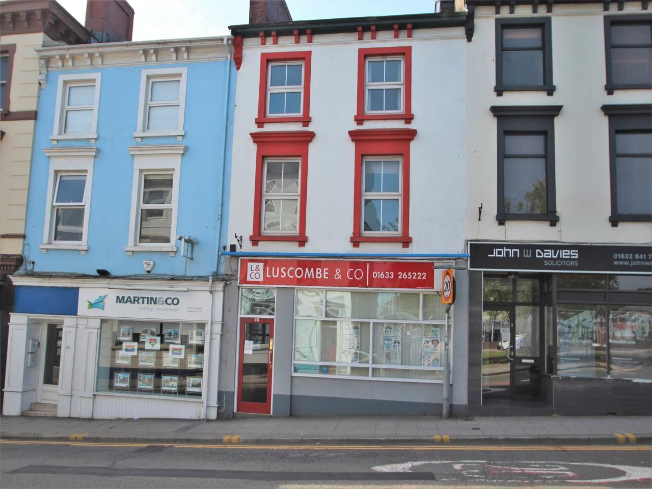 Terraced house for sale in Bridge Street, Newport 0