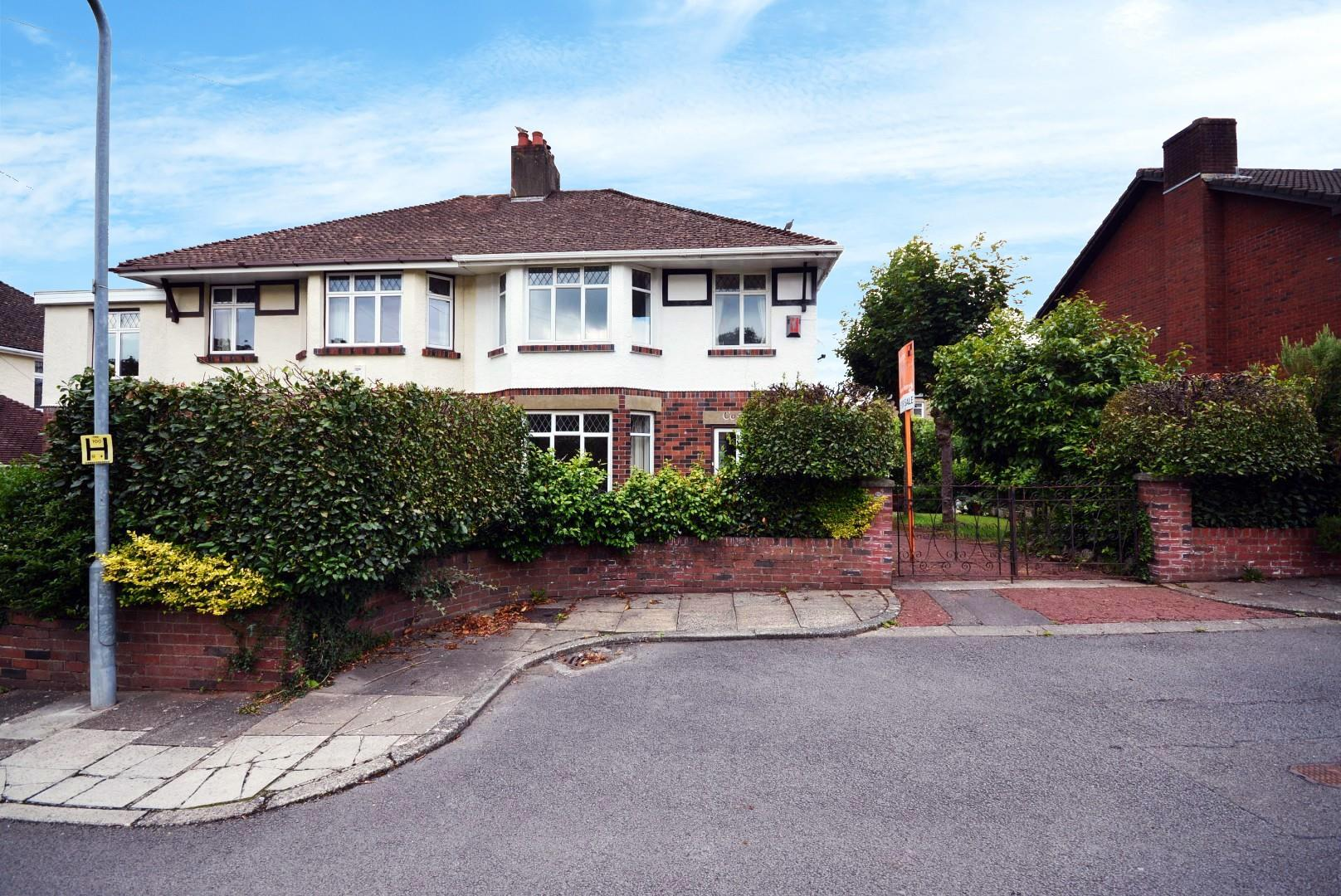 3 bed semi-detached house for sale in Nant-Fawr Crescent, Cardiff, CF23