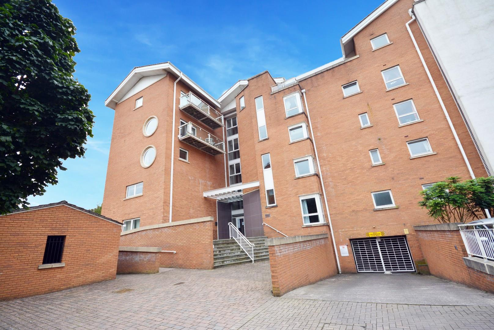 1 bed apartment for sale in Judkin Court, Cardiff Bay, CF10
