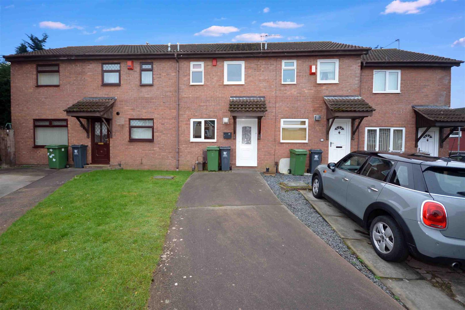 2 bed terraced house for sale in Bryn Heulog, Cardiff, CF23