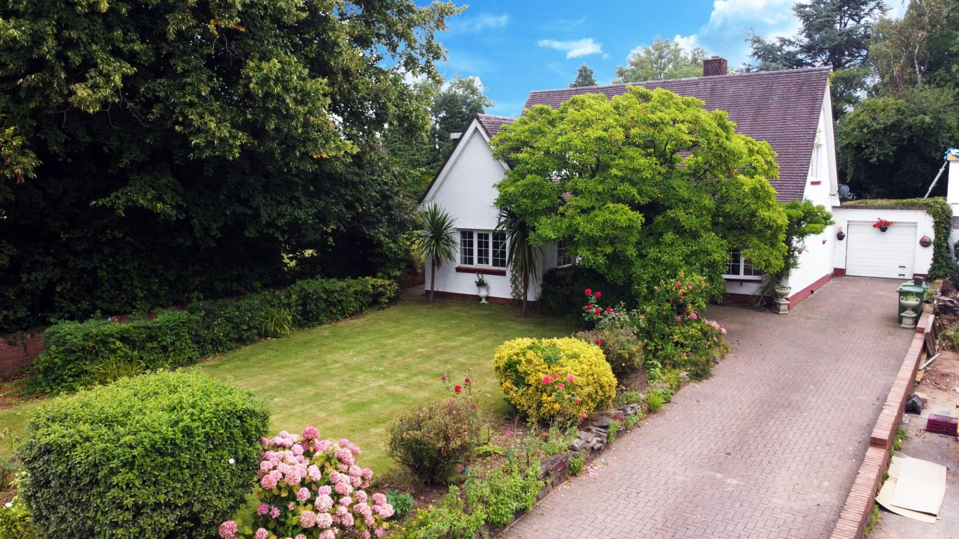 4 bed detached house for sale in Cyncoed Road, Cardiff - Property Image 1