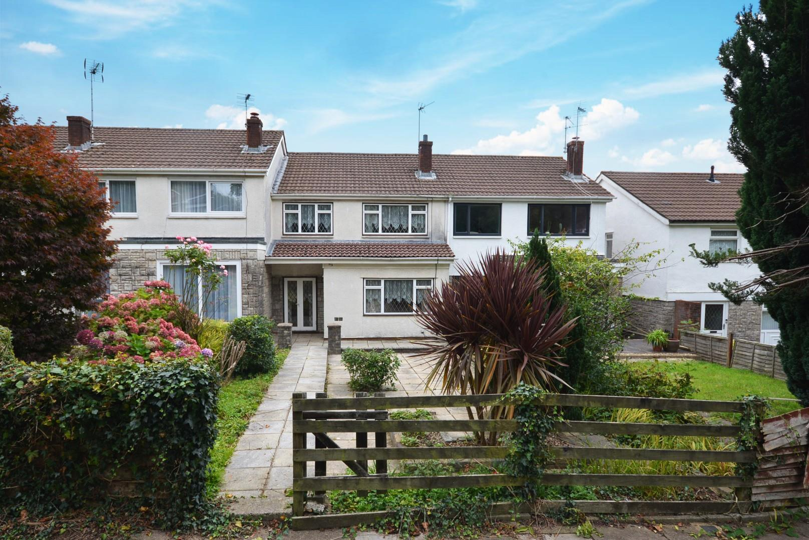 3 bed terraced house for sale in Ael-Y-Bryn, Cardiff, CF23