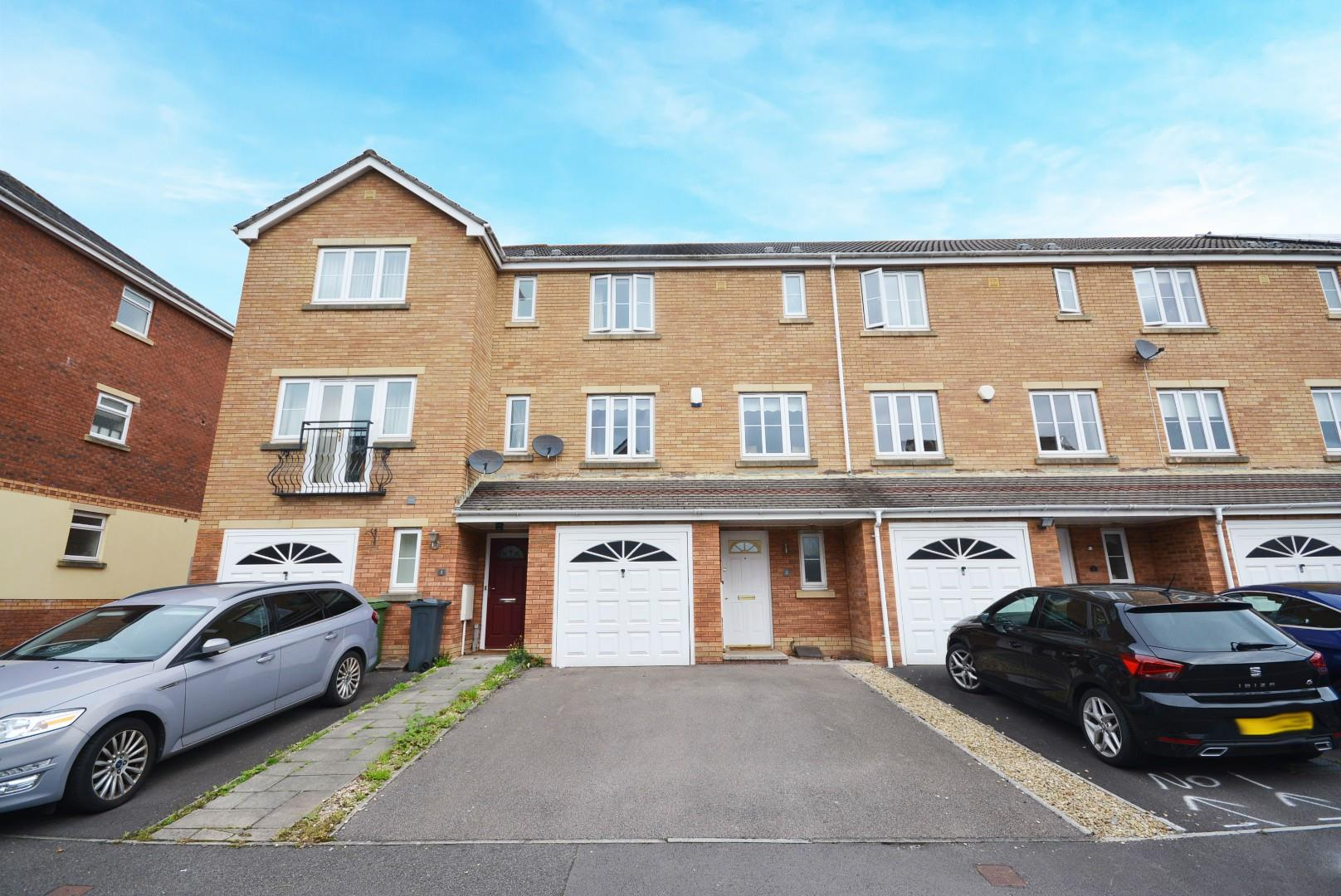 3 bed detached house for sale in Enbourne Drive, Cardiff - Property Image 1