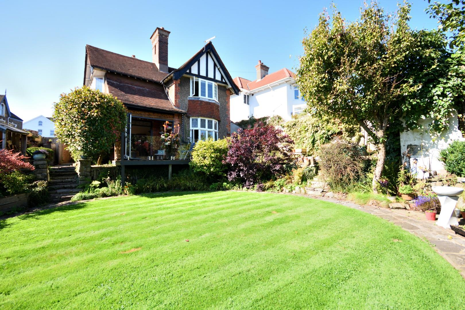 4 bed detached house for sale in Eden Avenue, Swansea, SA2
