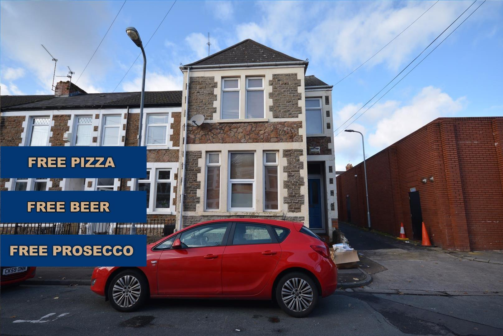 2 bed private halls to rent in Whitchurch Place, Cardiff - Property Image 1