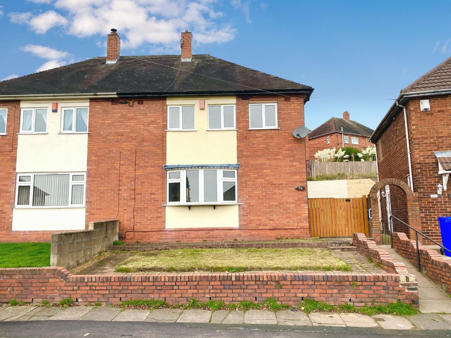 3 bed semi-detached house for sale in Boon Avenue, Stoke-On-Trent  - Property Image 1