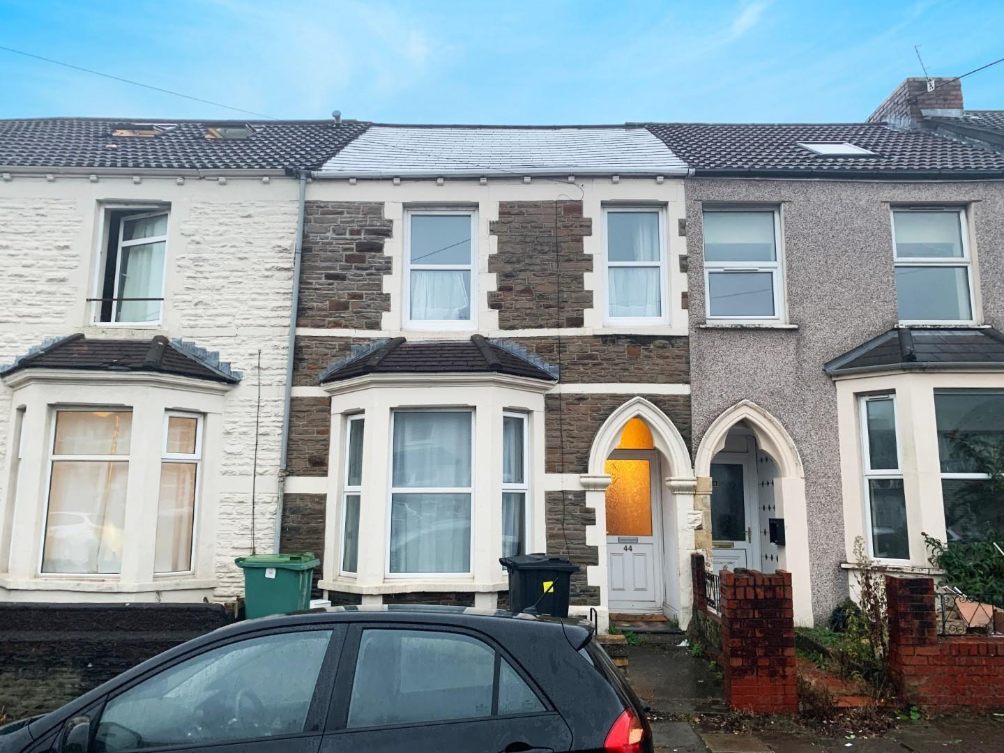 5 bed terraced house for sale in Llantrisant Street, Cardiff, CF24