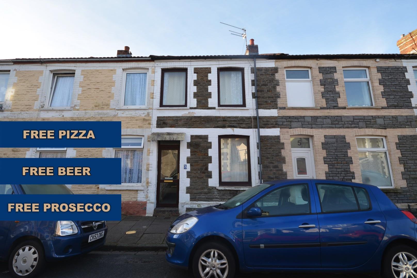 3 bed private halls to rent in Merthyr Street, Cardiff, CF24