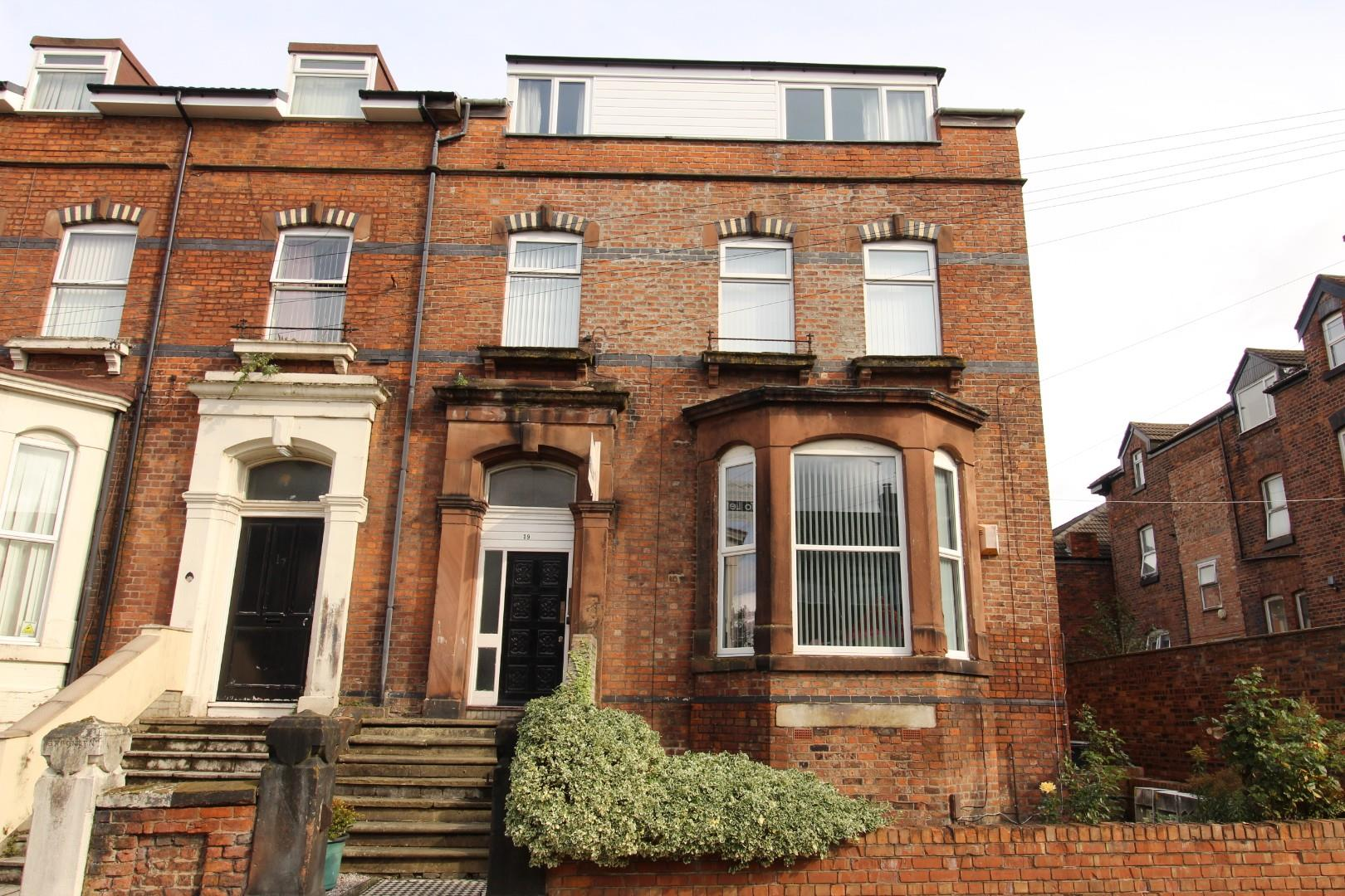 2 bed block of apartments for sale in Alexandra Road, Prenton, CH43