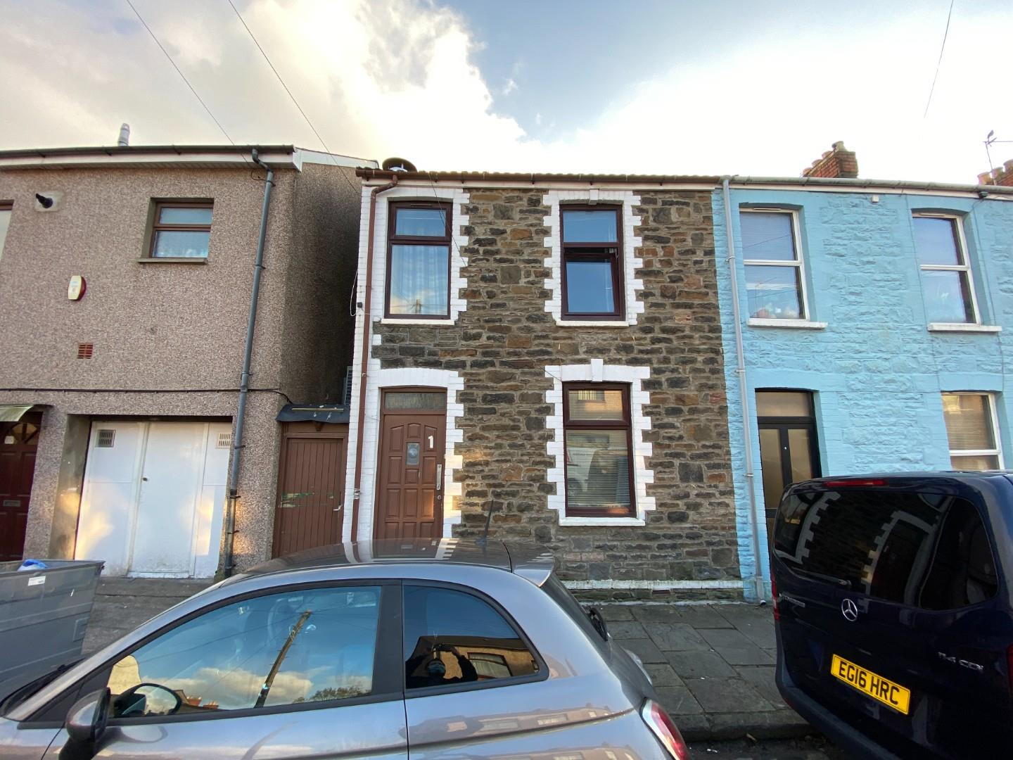 3 bed end of terrace house for sale in Minister Street, Cardiff, CF24