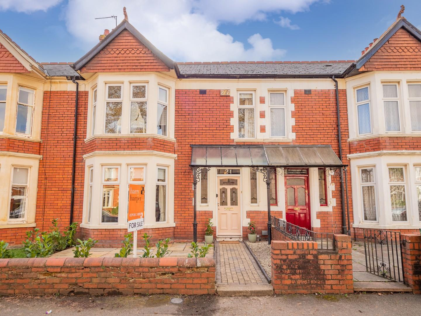 4 bed terraced house for sale in Southminster Road, Cardiff 12