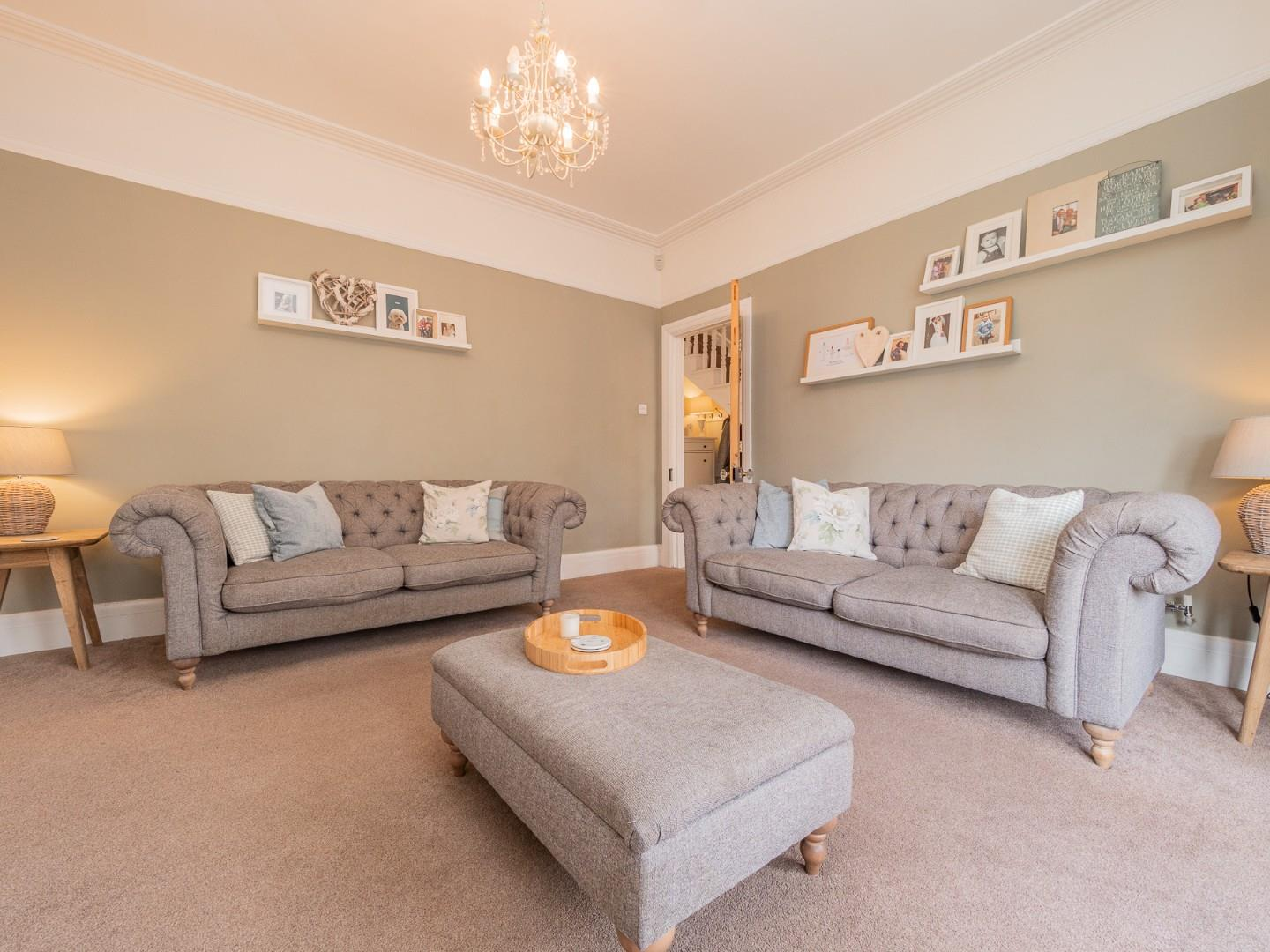 4 bed terraced house for sale in Southminster Road, Cardiff 1