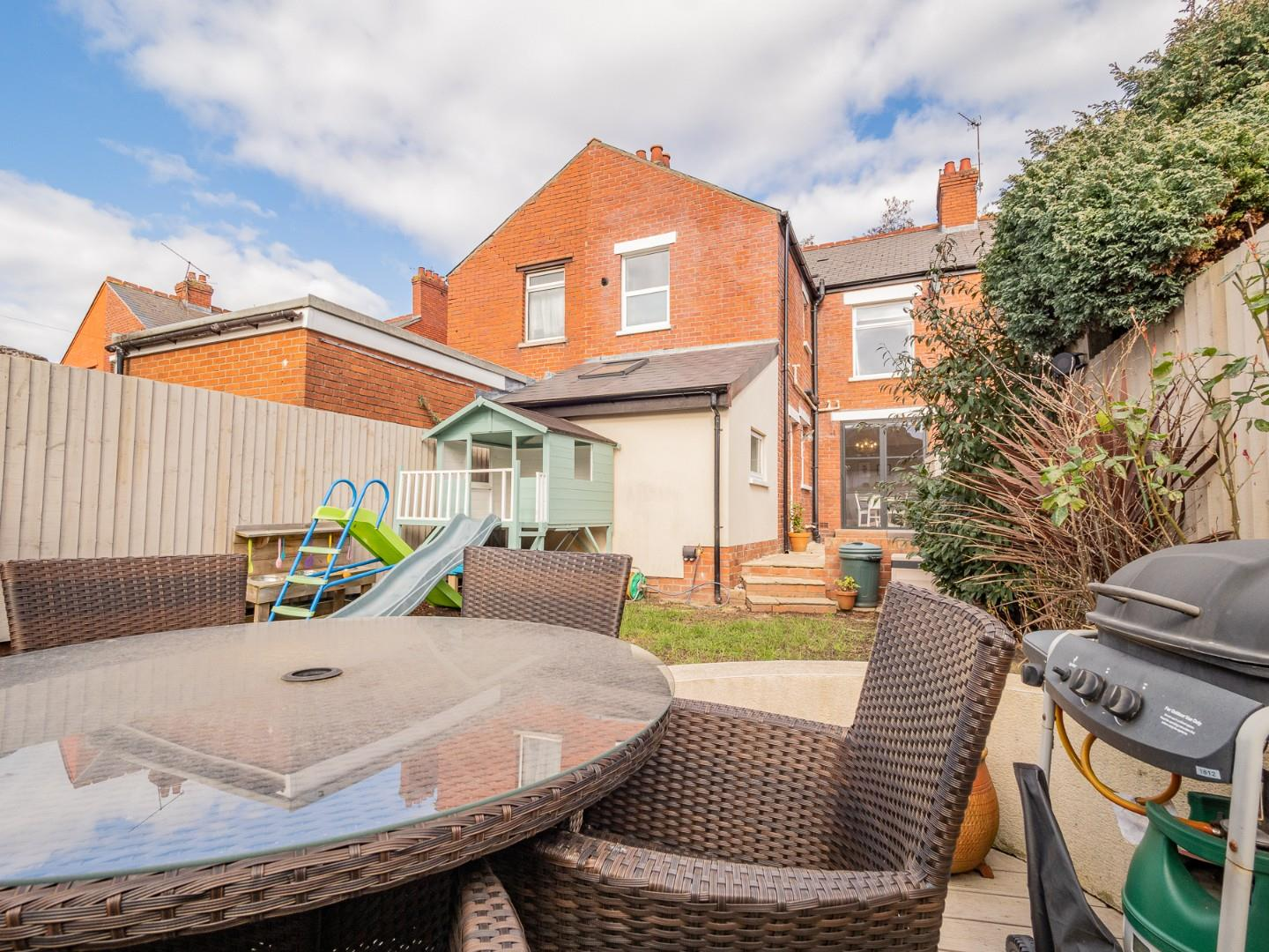 4 bed terraced house for sale in Southminster Road, Cardiff 10
