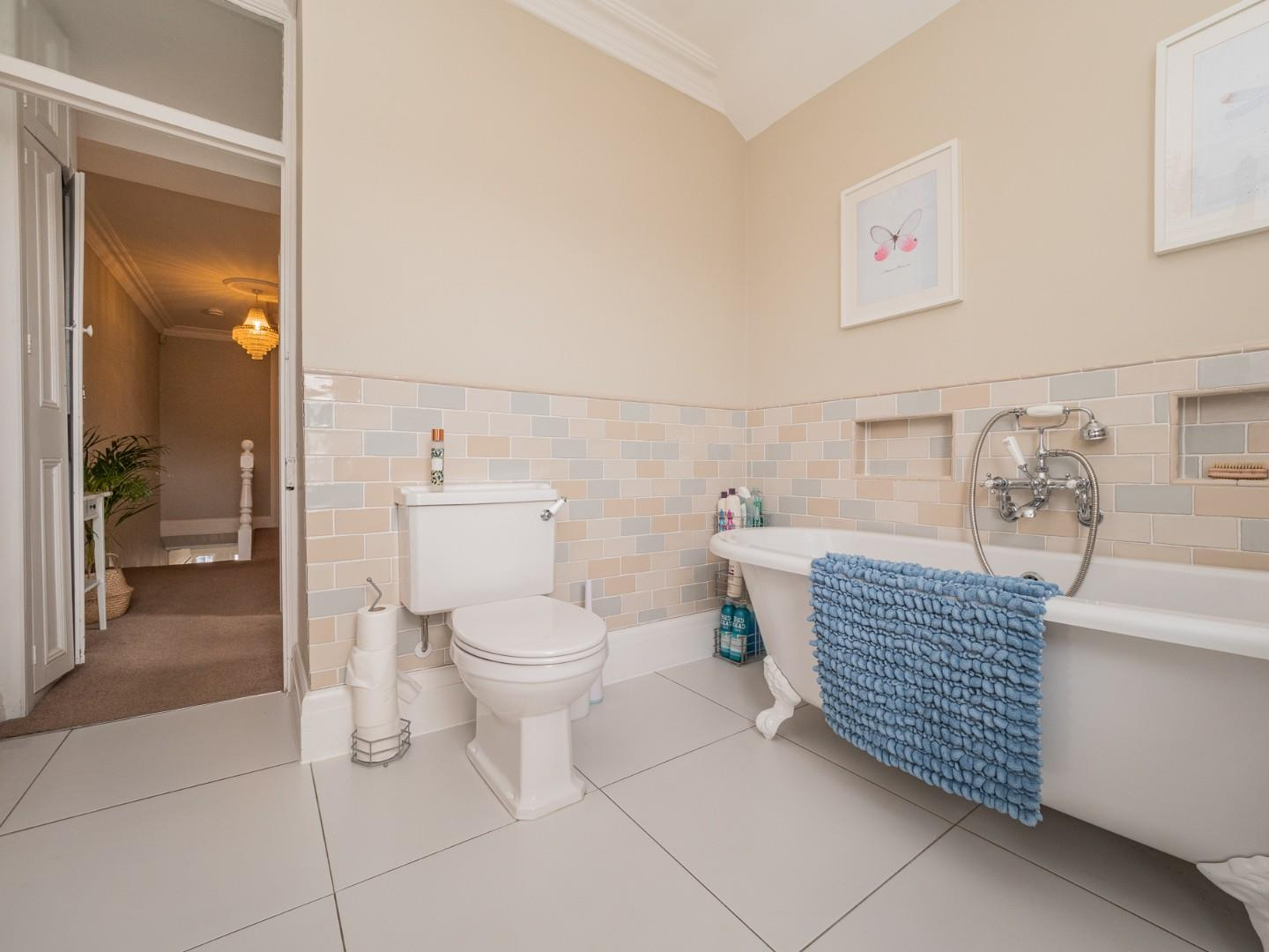 4 bed terraced house for sale in Southminster Road, Cardiff  - Property Image 33