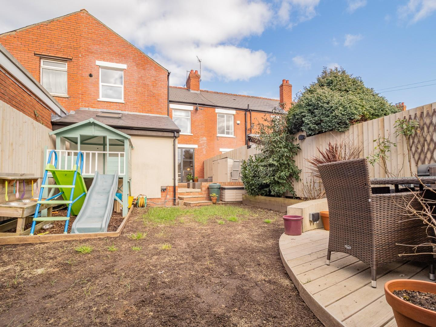 4 bed terraced house for sale in Southminster Road, Cardiff  - Property Image 36