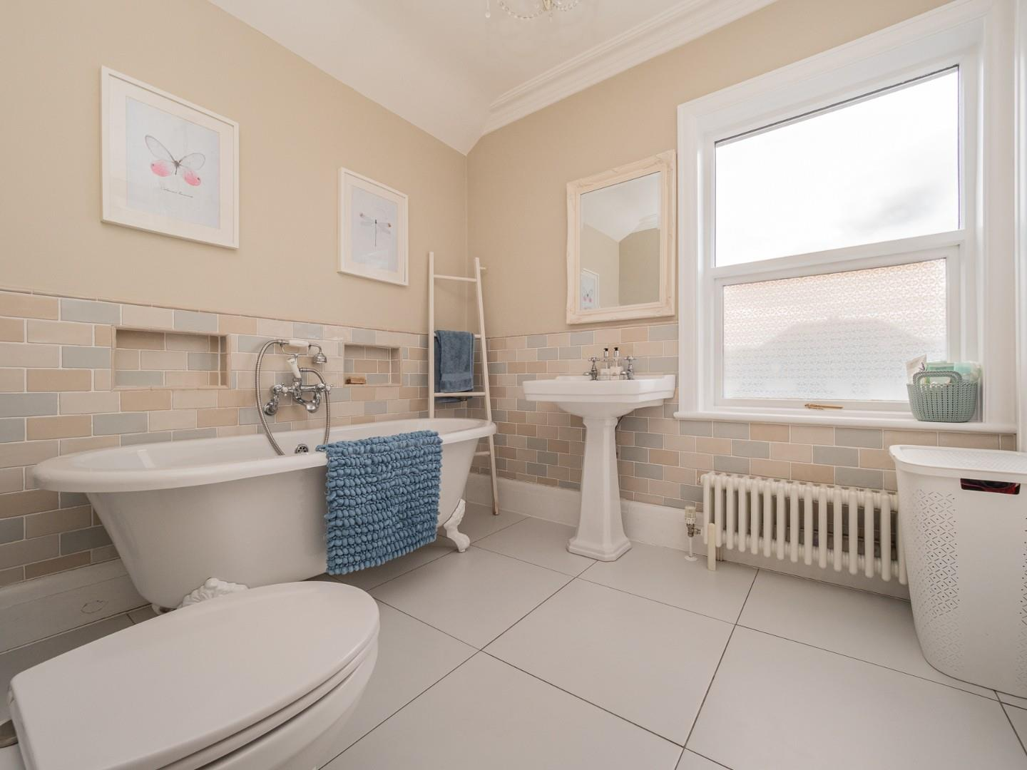4 bed terraced house for sale in Southminster Road, Cardiff  - Property Image 9