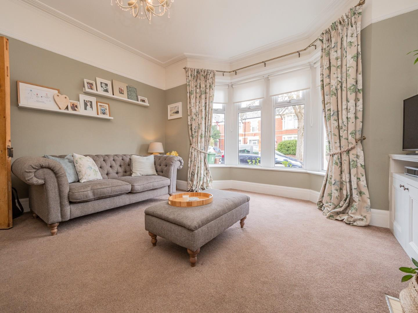 4 bed terraced house for sale in Southminster Road, Cardiff  - Property Image 17