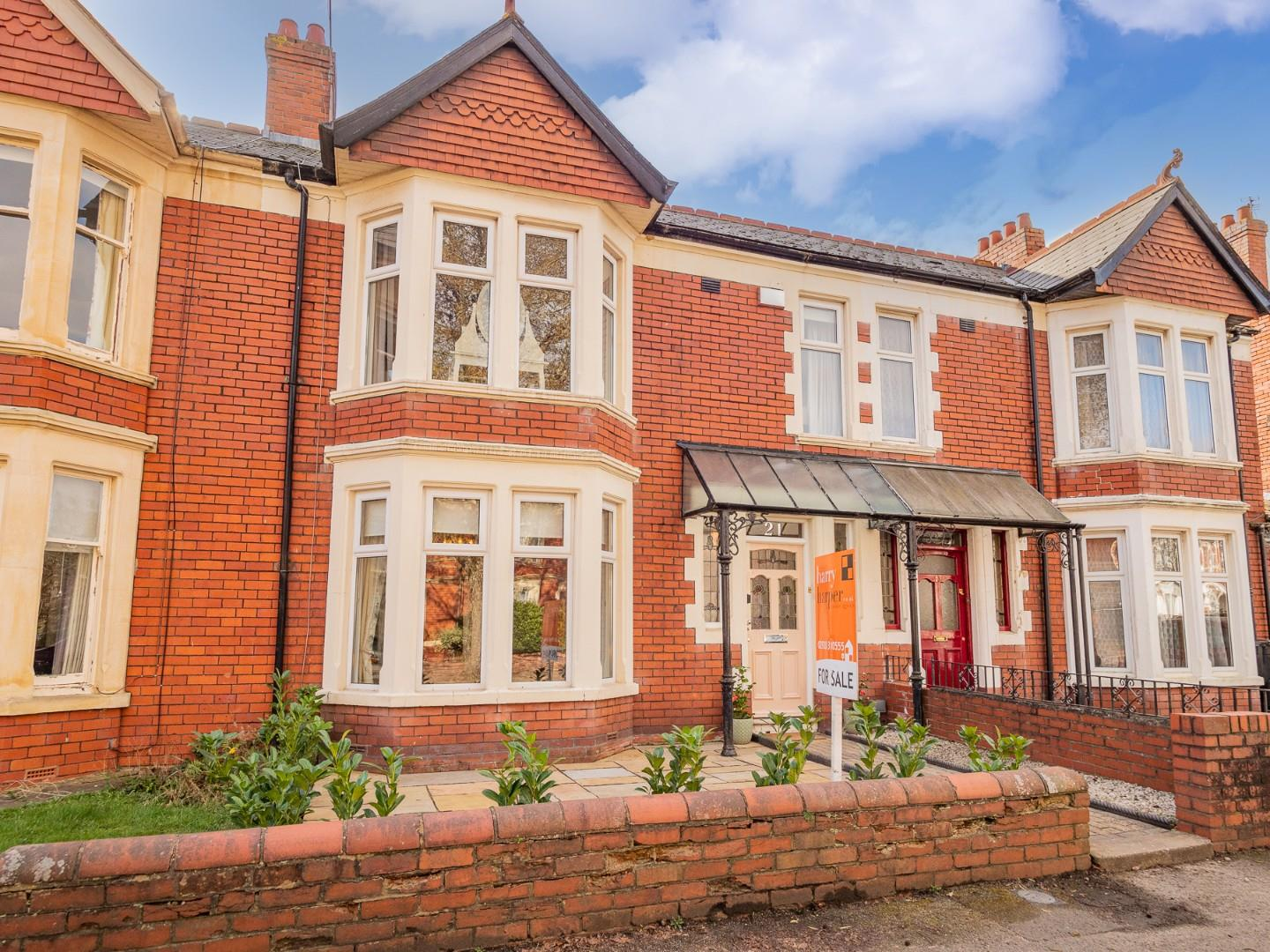 4 bed terraced house for sale in Southminster Road, Cardiff 11
