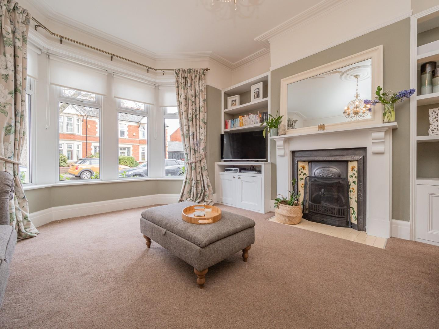 4 bed terraced house for sale in Southminster Road, Cardiff 15