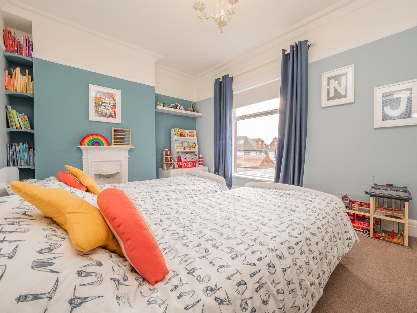 4 bed terraced house for sale in Southminster Road, Cardiff 6