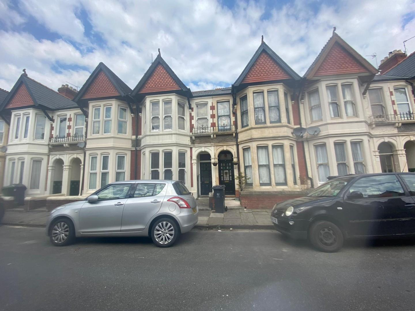 5 bed terraced house for sale in Heathfield Road, Cardiff, CF14