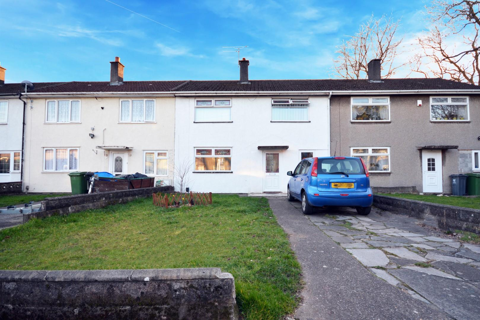 3 bed terraced house for sale in Dryden Close, Cardiff, CF3