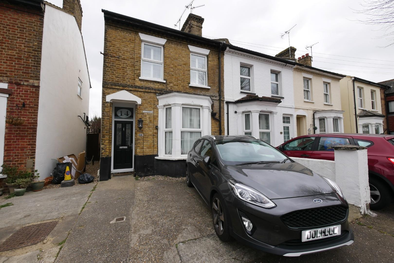 2 bed flat to rent in Princes Street, Southend-On-Sea, SS1
