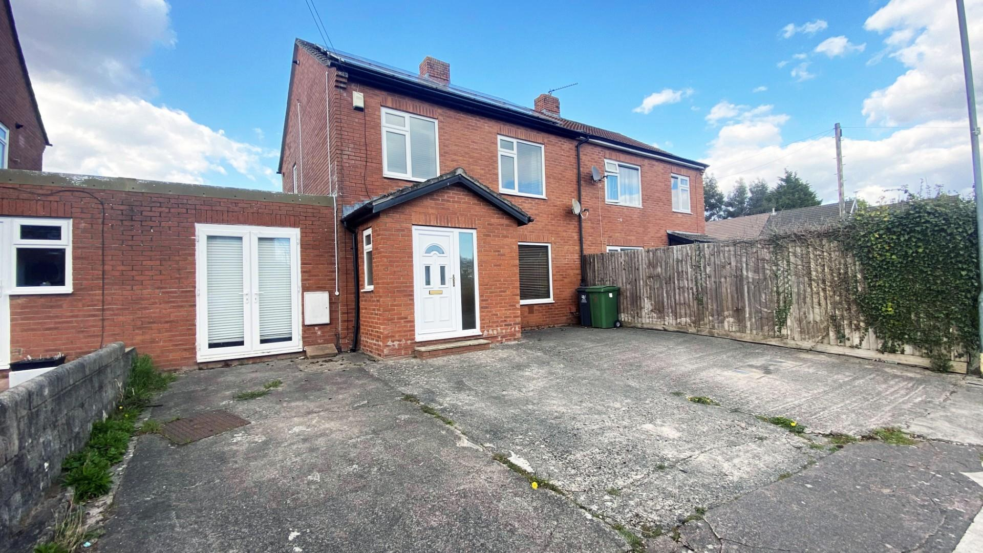 3 bed semi-detached house for sale in Coed Cochwyn Avenue, Cardiff, CF14