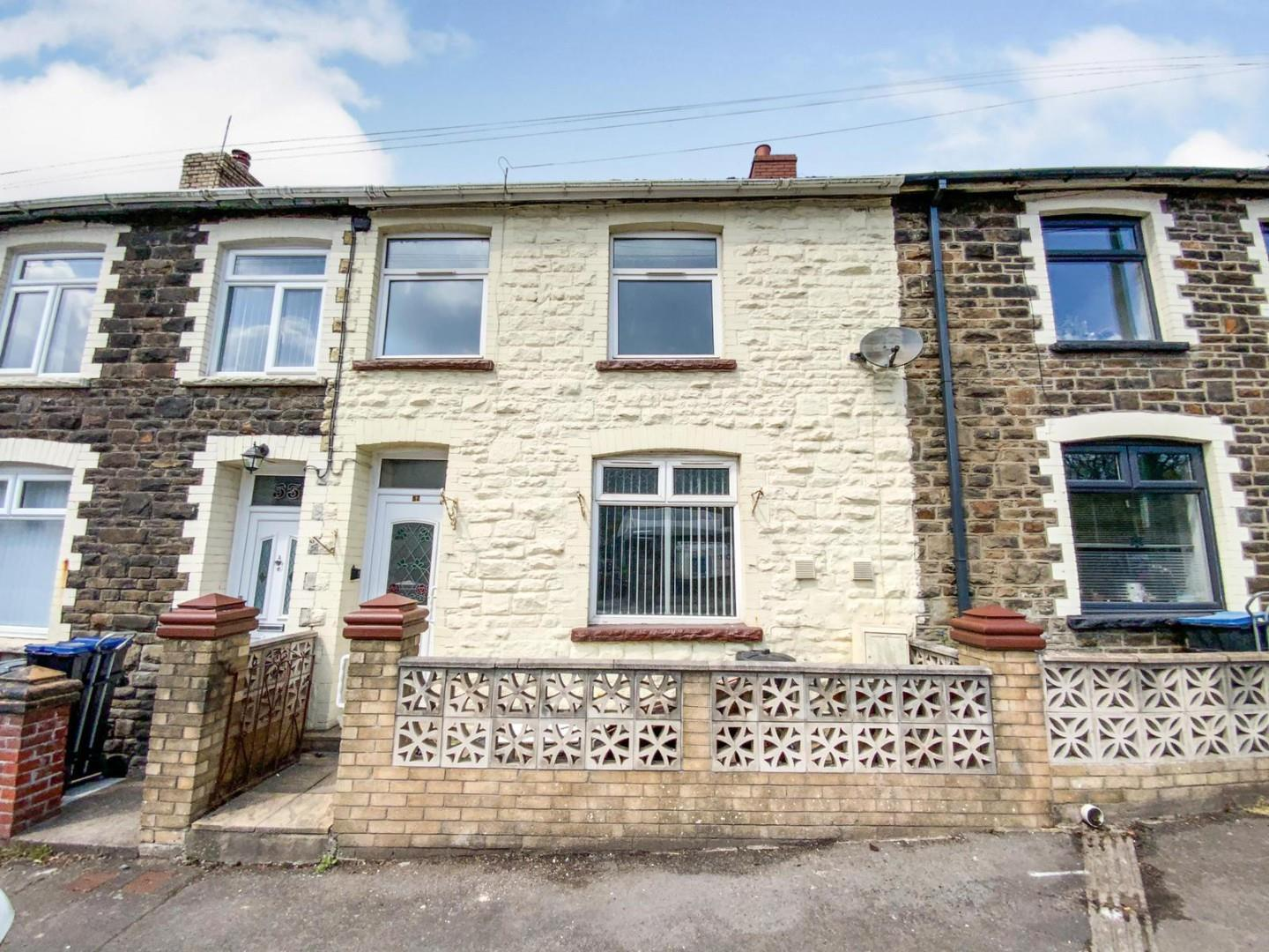 3 bed terraced house to rent in Aberbeeg Road, Abertillery, NP13