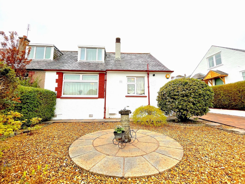 3 bed semi-detached bungalow for sale in Hillpark Avenue, Edinburgh, EH4