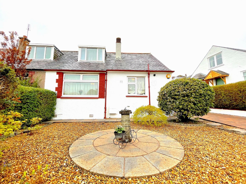 3 bed semi-detached bungalow for sale in Hillpark Avenue, Edinburgh - Property Image 1