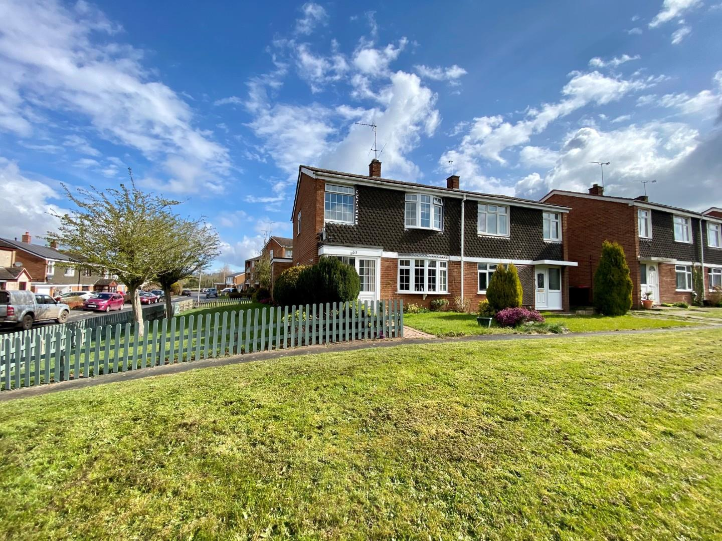3 bed semi-detached house for sale in Coventry Road, Coventry, CV7