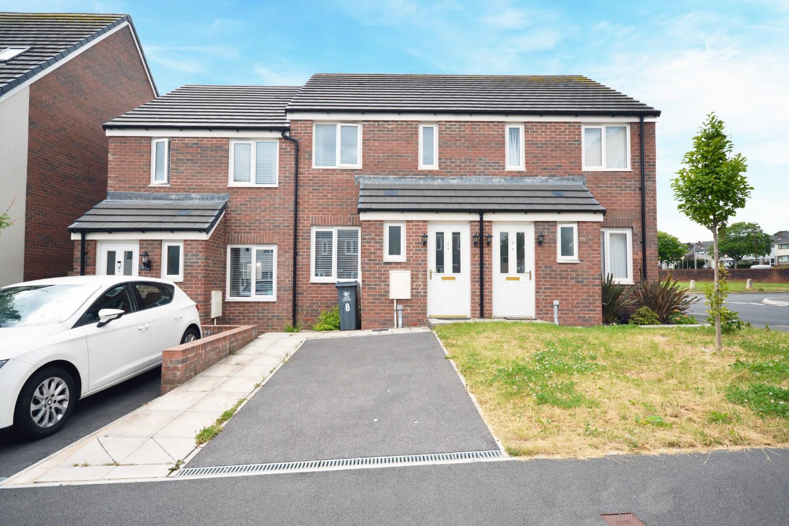 2 bed terraced house for sale in Maelfa, Cardiff, CF23