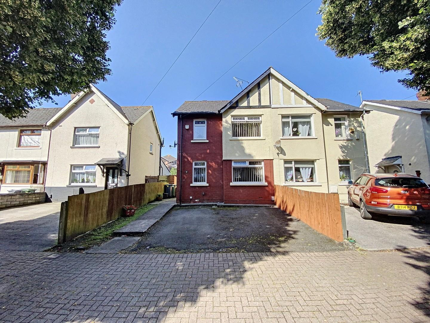 3 bed semi-detached house for sale in South Clive Street, Cardiff, CF11