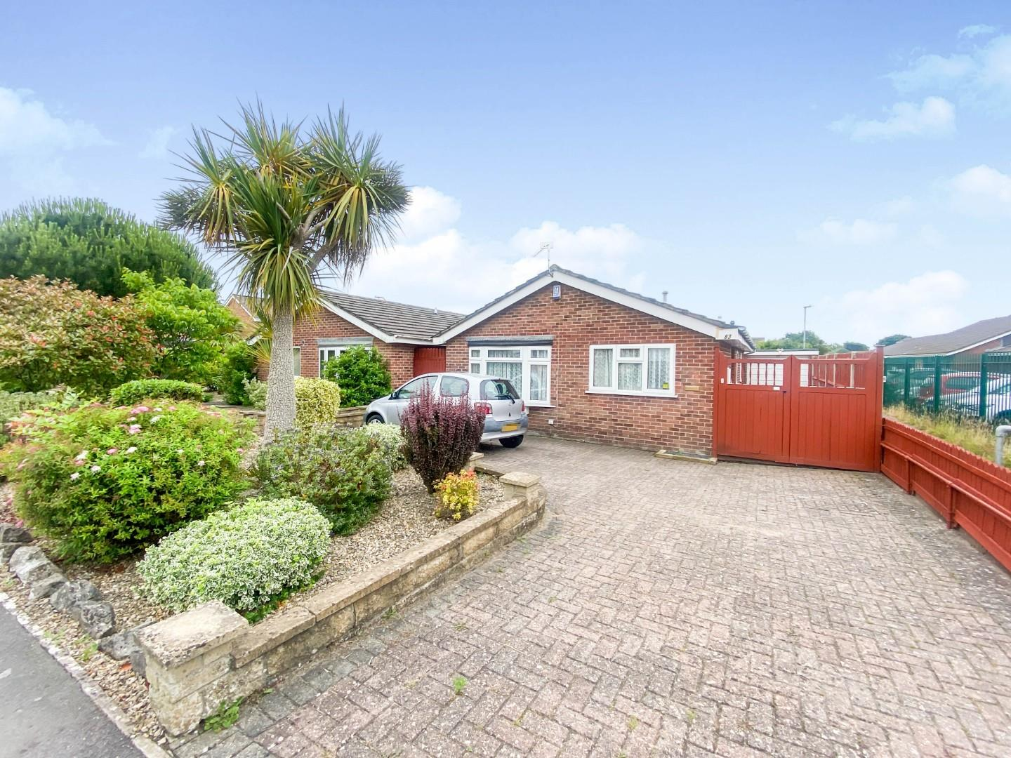2 bed detached bungalow for sale in St. Marks Road, Weston-Super-Mare, BS22