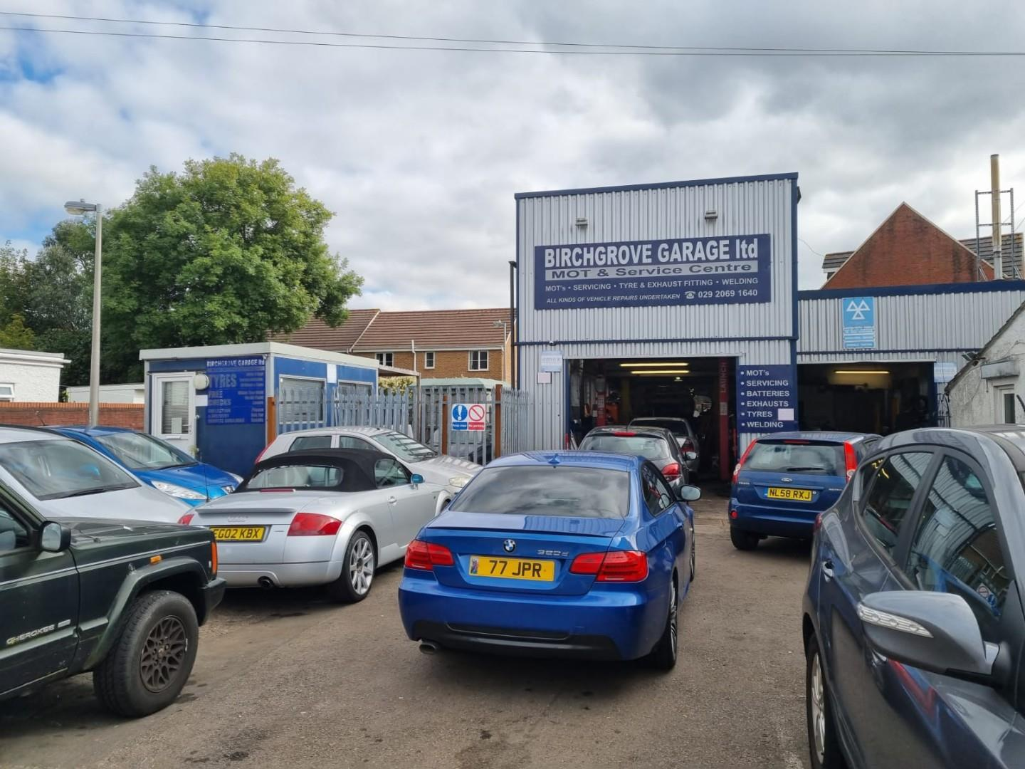 Commercial property for sale in Caerphilly Road, Cardiff, CF14