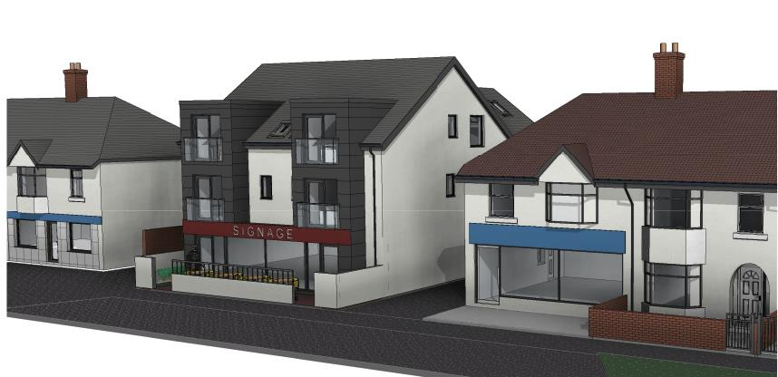 Plot for sale in Caerphilly Road, Cardiff, CF14