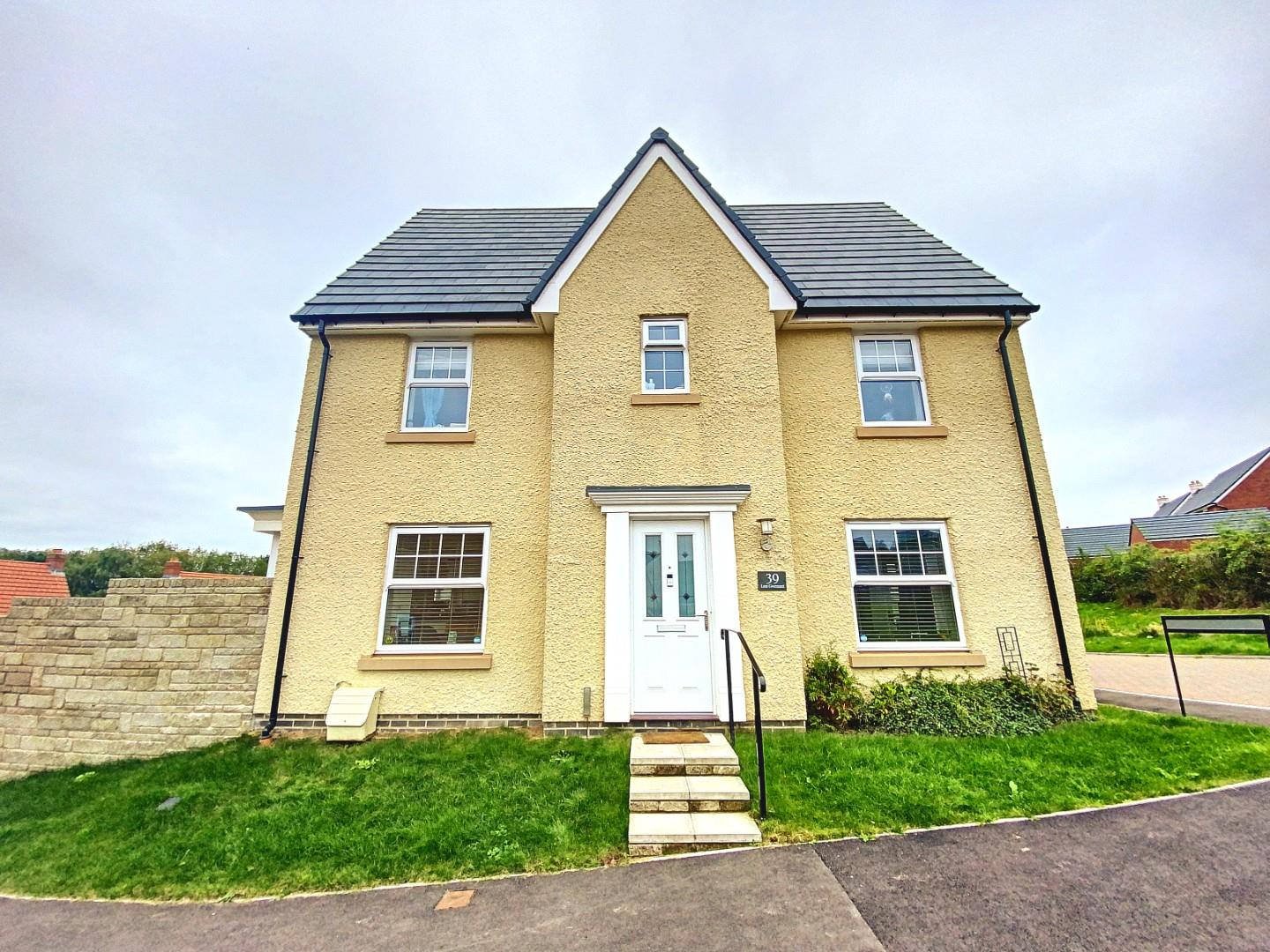 3 bed detached house to rent in Lon Gwenant, Cwmbran, NP44