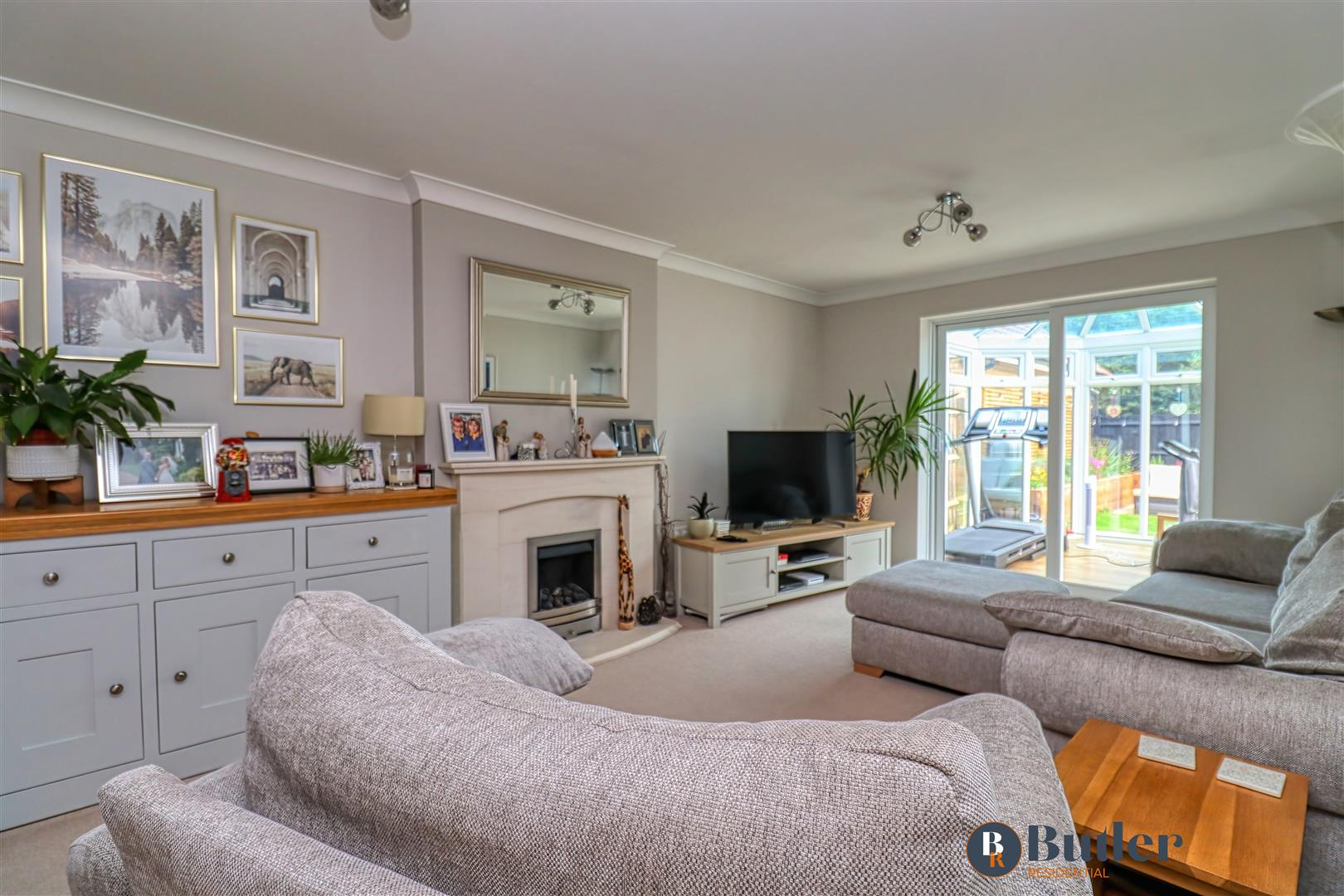 4 bed detached house for sale in Wren Terrace, Bedford 9