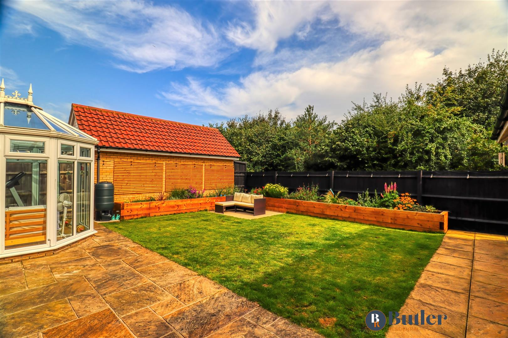 4 bed detached house for sale in Wren Terrace, Bedford  - Property Image 19