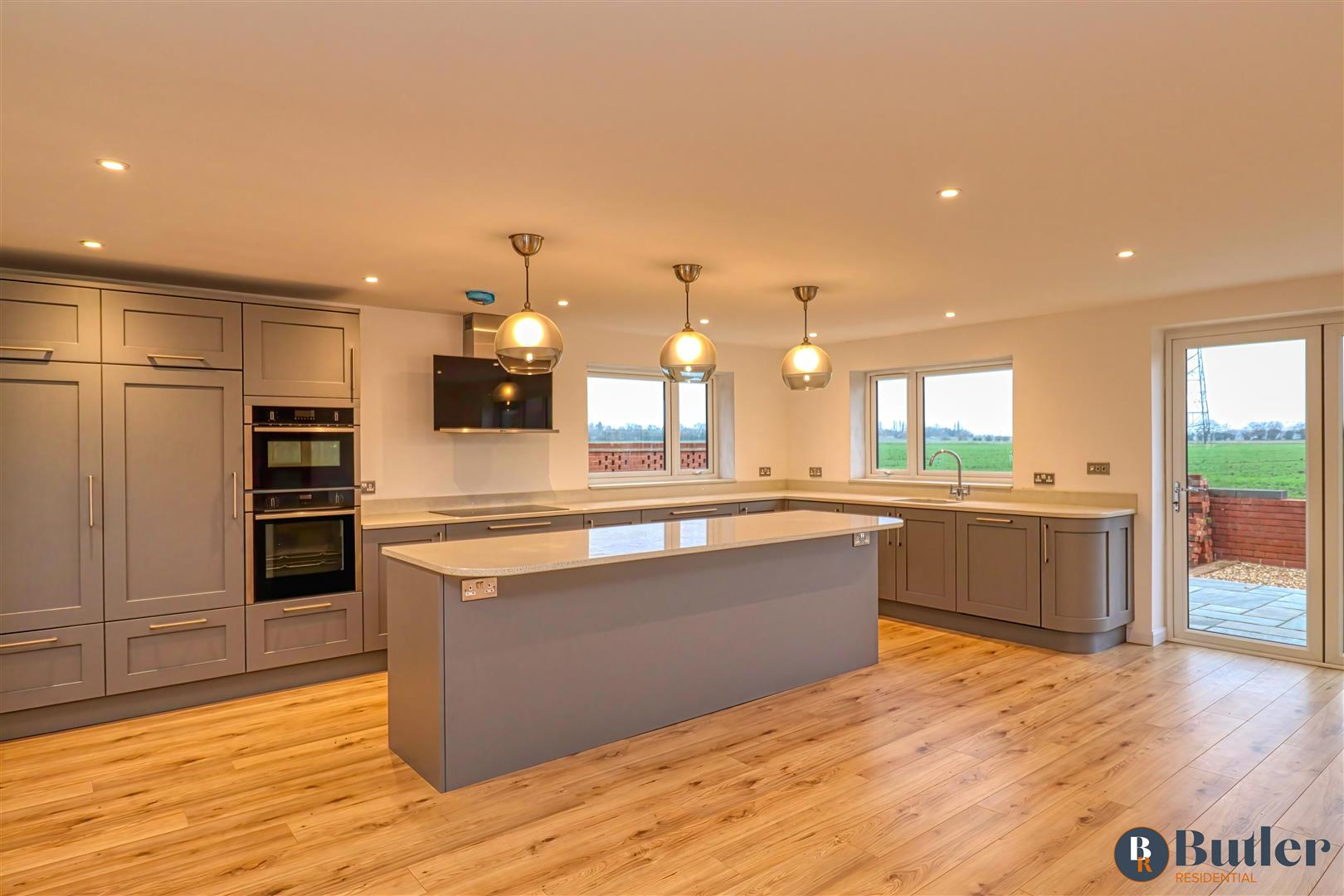 3 bed detached bungalow for sale in Grange Road, Bedford, MK44