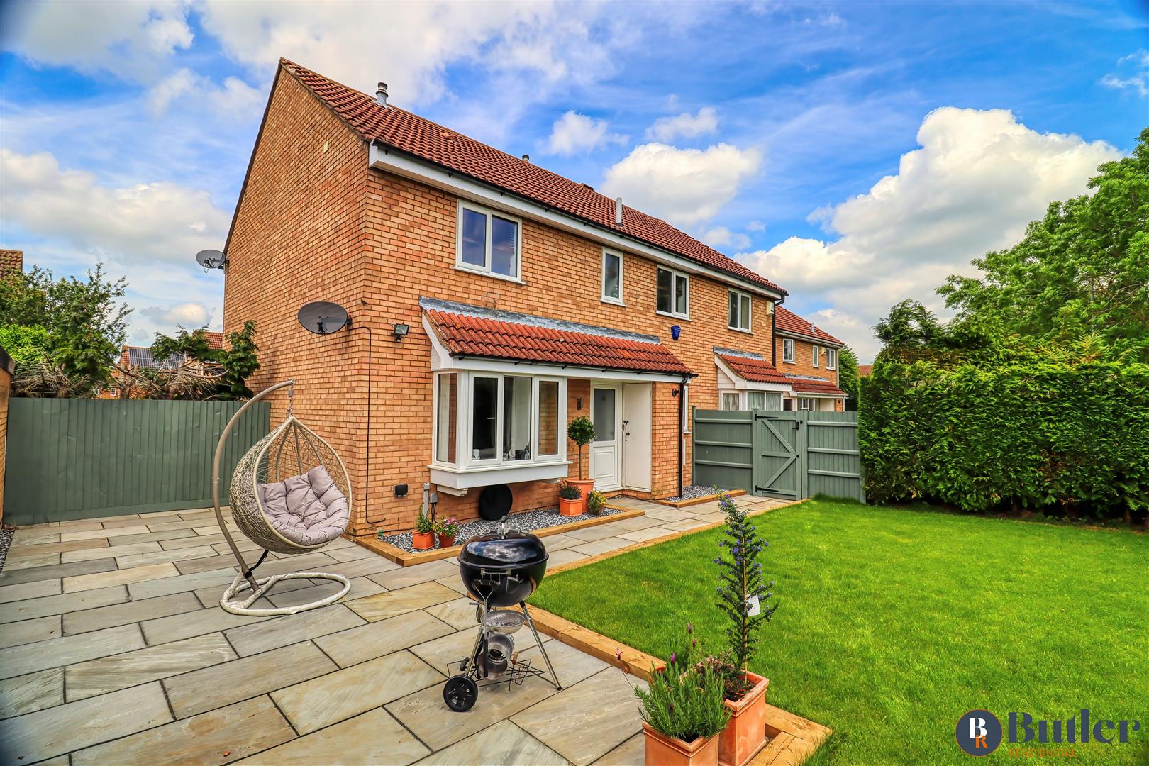 2 bed house for sale in Roe Green, St. Neots, PE19